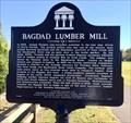 Image for Bagdad Lumber Mill - Bagdad, Florida