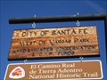 Image for El Camino Real - West De Vargas Park - Santa Fe, NM
