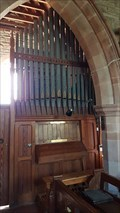 Image for Church Organ - St John the Baptist - Wappenbury, Warwickshire