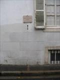 Image for Limite du Castrum rue Hernoux - Dijon, France