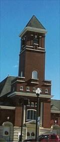 Image for First Baptist Church Steeple - Carrollton, GA