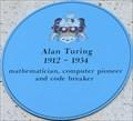 Image for Alan Turing - Trumpington Street, Cambridge, UK