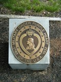 Image for Purple Heart Monument, Quantico National Veteran's Cemetery