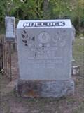 Image for Bullock - Bullock Cemetery, Coppell, TX