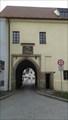 Image for Relief on the entrance to the Pardubice chateau / Reliféf nad vstupem do pardubického zámku