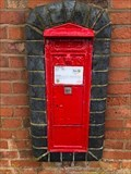 Image for Victorian Wall Box - Walton Lane - Barrow upon Soar - near Loughborough - Leicestershire - UK