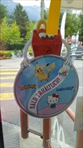 Image for Pikachu at Mc Donald´s - Vaduz/ Liechtenstein