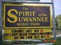Image for The SPIRIT of the SUWANNEE Music Park & Campground
