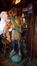 Image for Dan'l Boone's Trading Post Cigar Store Indian - Grants Pass, OR