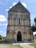 Image for Eglise Saint-Martin - Montpellier-de-Médillan (Charente-Maritime), France