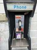Image for Three Rivers Municipal Airport Payphone - Three Rivers, Michigan USA