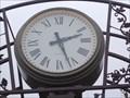Image for Goldberg & Joseph Heritage Park Clock - Wilburton, OK