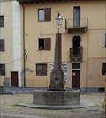 Image for Fountain on Piazza Fontana - Domodossola, Piemonte, Italy
