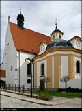 Image for Church of the Assumption of the Virgin Mary / Kostel Nanebevzetí Panny Marie - Bechyne (South Bohemia)