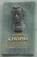 Image for Frederyk Chopin – 3784 Chopin Asteroid and Mercury Crater Chopin – Prague, Czech Republic