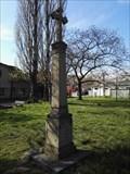 Image for Christian Cross - Neratovice, Práce, Czechia