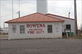 Image for Rowena Lions Club Volunteer Fire Department Building -- Rowena TX