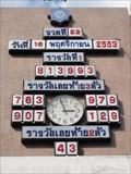 Image for Lottery Clock—Bangkok, Thailand.