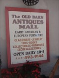 Image for The Old Barn Antique Mall  -  San Juan Capistrano, CA