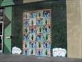Image for The Green Room Mural - Abilene, TX