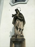 Image for Sv. Jan Nepomucký - Koštofrank, Semily, CZ