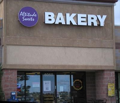 Colorado Springs Cakes Bakeries
