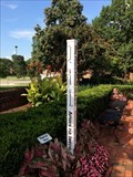 Image for University of Maryland Peace Pole - College Park, MD