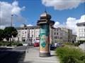 Image for colonne Morris Place Saint Jean - Niort - Poitou Charentes - France