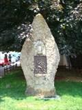 Image for Daniel Boone Marker # 31- Jonesborough, Tn.