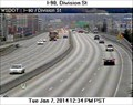 Image for I-90 at Division Street Webcam #1 - Spokane, WA