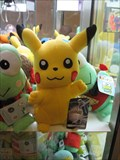 Image for Plush Pikachu - San Francisco, CA