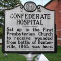 Image for Confederate Hospital, Marker J-30