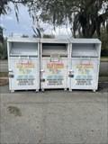 Image for Lakeland Square Mall Donation Box - Lakeland, FL.