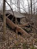 Image for L'autre voiture abandonnée du Boisé Papineau