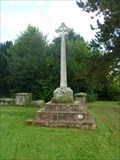Image for Churchyard Cross, St Kenelm's Church, Clifton-upon-Teme, Worcestershire, England