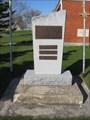 Image for St. Laurent War Memorial - St. Laurent, Manitoba, Canada