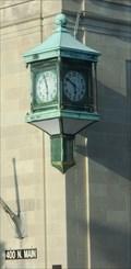 Image for Historical Society Clock - Hendersonville, NC