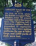 Image for Loyalist Raid of 1778 - Newtown, Pennsylvania