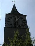 Image for St Peterskirche - Zurich, Sitzerland