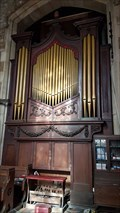 Image for Church Organ - St Peter - Church Langton, Leicestershire
