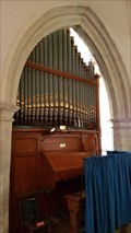 Image for Church Organ - St Mary - Eastling, Kent