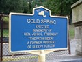 Image for Cold Spring - Sleepy Hollow, NY