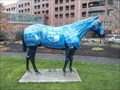 "Image for ""Blue Stallion"" - Rochester, NY"
