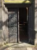Image for Doorway of Chapel St. Georg, Monreal - RLP / Germany