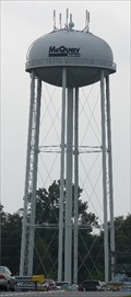 Image for McQuay Water Tower