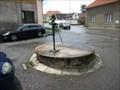 Image for Pumpa na ulici Cechova - Blatná, okres Strakonice, CZ