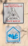 Image for Pasadena Fire Station 36 ~ Safe Surrender Site & Pasadena School District Safe House
