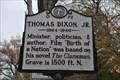 Image for Thomas Dixon, Jr.