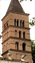 Image for Bell Tower - San Crisogono - Roma, Italy