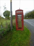 Image for Red Telephone Box, Menith Wood, Worcestershire, England